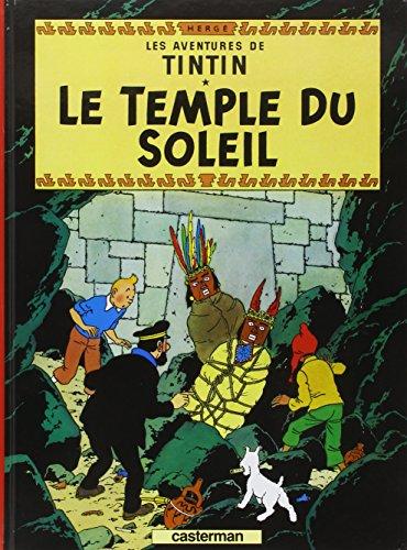 AVENTURES DE TINTIN (LES) T.14 : LE TEMPLE DU SOLEIL