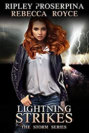 Lightning Strikes: A Reverse Harem Paranormal Romance (The Storm Book 1)