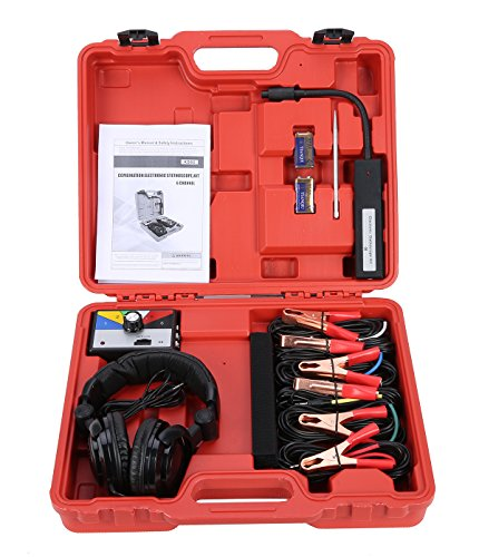 FreeTec Elektronisches Stethoskop Kit Motor Getriebe Kühler Störungsmelder