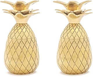 Best pineapple shot glasses gold Reviews