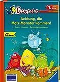 Achtung, die Motz-Monster kommen! - Leserabe 1. Klasse - Erstlesebuch für Kinder ab 6 Jahren (Leserabe - 1. Lesestufe)