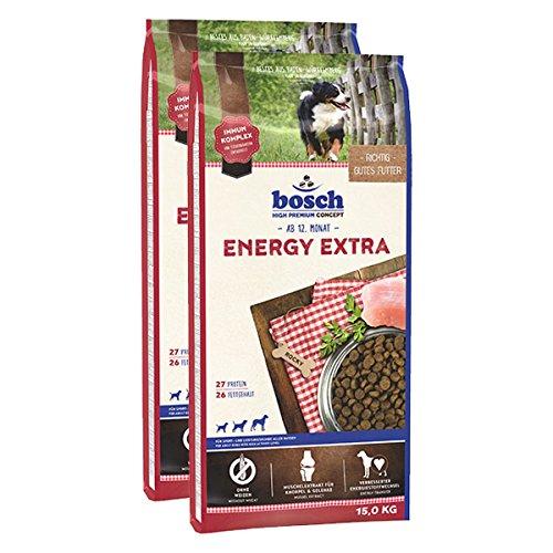 Nourriture Bosch pour chiens - 2 x 15 kg
