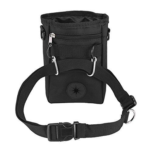 Smandy Leckerli-Tasche für Welpen-Training, Snack-Tasche, mit verstellbarem Gurt, perfekt für Haustier-Spielzeug und Leckerlis für Outdoor-Reisen