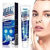 FONGDY Wart Remover Ointment,Crema para Eliminar Verrugas,Quitar Verrugas Y Lunares,NitróGeno LíQuido Verrugas
