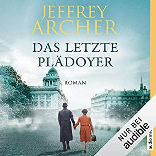 Das letzte Plädoyer                   Autor:                                                                                                                                 Jeffrey Archer                               Sprecher:                                                                                                                                 Maximilian Laprell                      Spieldauer: 18 Std. und 38 Min.     2.242 Bewertungen     Gesamt 4,7