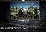 Kunstkalender 2020 (Wandkalender 2020 DIN A4 quer): Werke aus dem VOGUE Portfolio des Fotografen Walter Schönenbröcher (Monatskalender, 14 Seiten )