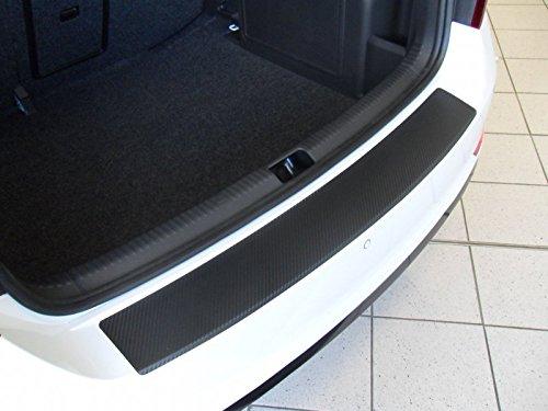 Tuneon Ladekantenschutz Carbonfolie 160/µm Stark Carbon