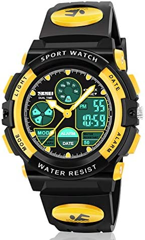 ATIMO Kids Digital Watches Multi Function Waterproof Sports Digital Wrist Watch with Alarm Stopwatch product image