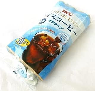 UCC The Blend アイスコーヒー ポーション IceCoffee(き釈タイプ)無糖 18g 50個入×2袋