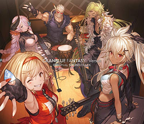 Granblue Fantasy:Versus ORIGINAL SOUNDTRACK