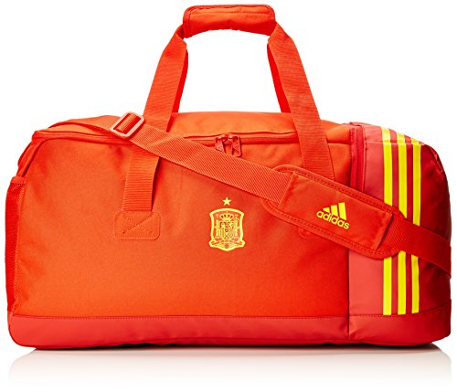 adidas FEF Teambag Bolsas, Unisex Adultos, Rojo, Talla Única