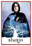 Close Up Harry Potter Poster Snape Always (Patronus)