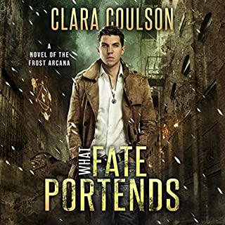 What Fate Portends audiobook cover art