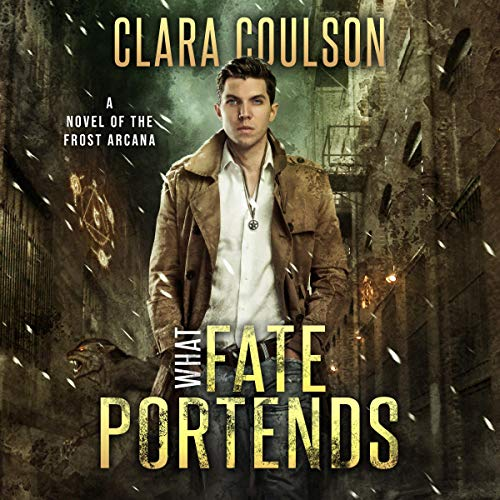 What Fate Portends     The Frost Arcana, Book 1              Auteur(s):                                                                                                                                 Clara Coulson                               Narrateur(s):                                                                                                                                 Pavi Proczko                      Durée: 6 h et 33 min     Pas de évaluations     Au global 0,0