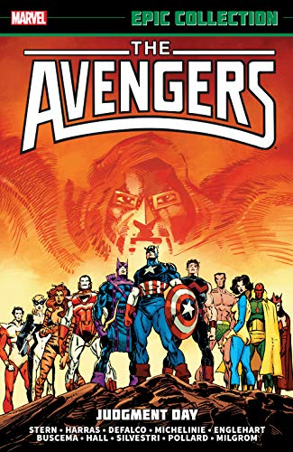 Avengers Epic Collection: Judgment Day (Avengers (1963-1996) Book 17) (English Edition)