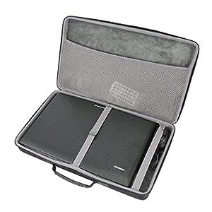 Hard Travel Case for Sylvania 13.3-Inch Swivel Screen Portable DVD Player by co2CREA