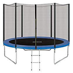 AMGYM 10 FT Combo Bounce Jump Trampoline