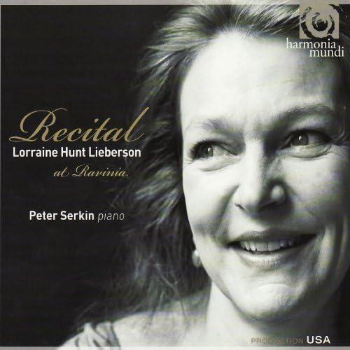 Lorraine Hunt Lieberson, Peter Serkin