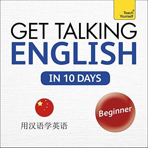 Get Talking English in Ten Days audiobook cover art