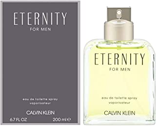 ETERNITY MEN 6.7 OZ EAU DE TOILETTE SPRAY