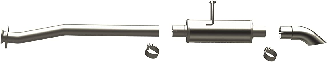 MagnaFlow 17114 Large Stainless Steel Performance Exhaust System Kit
