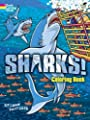 Sharks! Coloring Book (Dover Nature Coloring Book)