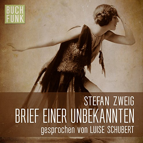 Brief einer Unbekannten audiobook cover art