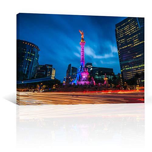 cuadro urbano de la marca Canvas Revolution