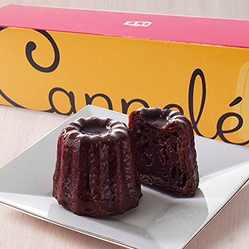 FLOPRESTIGE(フロプレステージュ)カヌレ~プディングとカヌレ~ショコラ~セット|焼き菓子洋菓子カヌレプリンスイーツギフトプレゼント父の日