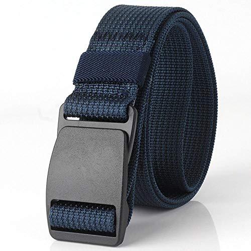 MJHQJK Anti-allergie riem zonder metalen nylon outdoor riem