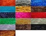 Fabrics-City LANGHAAR Fell Stoff FELLSTOFF Stoffe, 2414