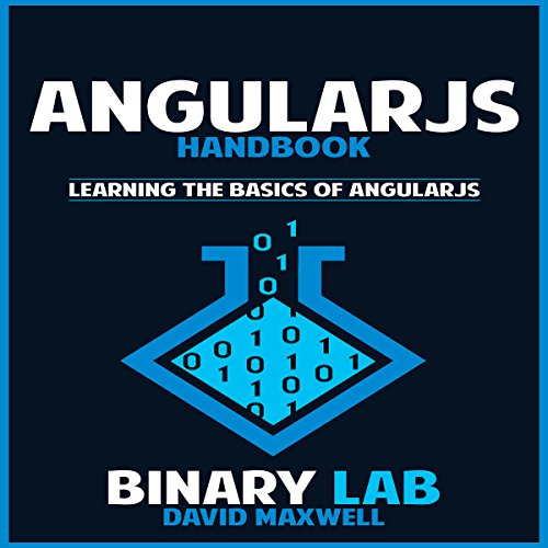 AngularJS Handbook audiobook cover art