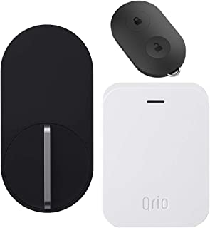 Qrio Lock(キュリオロック) & Qrio Key(キュリオキー) & Qrio Hub(キュリオハブ) セット(Qrio Lock拡張デバイス) Q-SL2 Q-K1 Q-H1