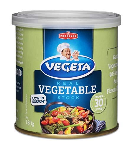 Vegeta Vegetable Stock Powder 180 g, 180 g, Vegetable
