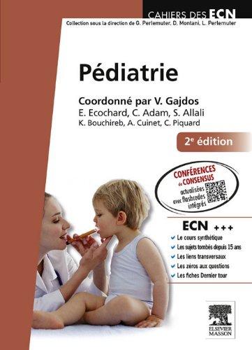 Pédiatrie (Cahiers des ECN)