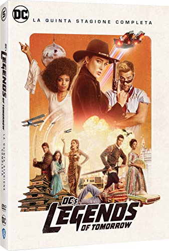 DC'S Legends Of Tomorrow -Stagione 5 (3 DVD)