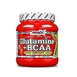Amix Glutamina+Bcaa 300 Gr Lima-Limón 0.3 300 g
