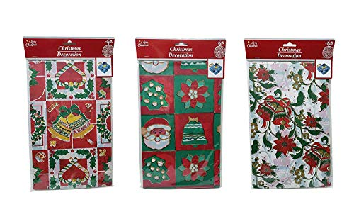 Sweet Online Deal Christmas Table Cloth Dinner Tablecloth Cover Decor for Home Kitchen Dinner Party