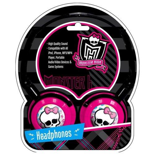 Sakar 11649 Monster High Voltageous - Auriculares
