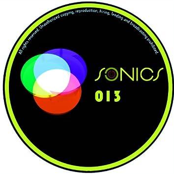 SONICS MONSTERS
