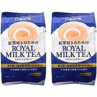 2-Pack Nitto Hot Cold Kocha Royal Milk Tea