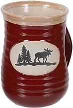 DEI Moose Stoneware Cozy Hands Mug