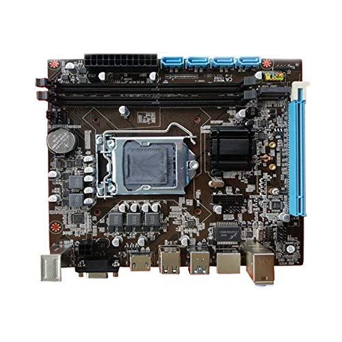 Placa Mãe 1151 LGA H110 Brazil PC Desktop DDR3 C/Espelho