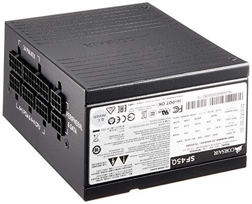『CORSAIR 450W SFX電源ユニット 80PLUS GOLD認証取得 1系統 SFシリーズ SF450』の4枚目の画像