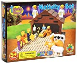 Trinity Toyz Nativity Set Building Block Set