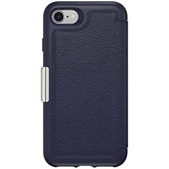 OtterBox iPhone SE 第2世代/8/7ケース SYMMETRY LEATHERシリーズ NAUTICAL BREEZE without Magnet 耐衝撃 ミルスペック ガラスフィルム付 画面割れ補償【日本正規代理店品】 77-57479