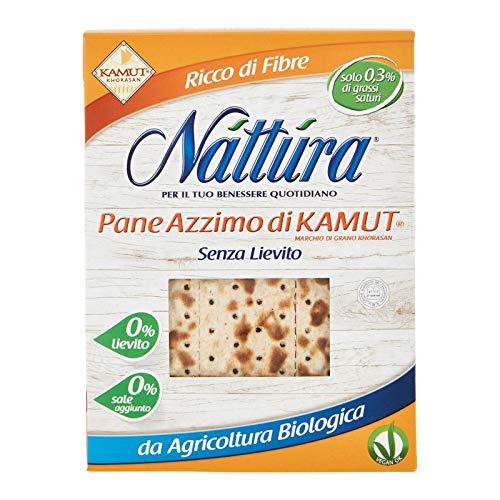 NATTURA - PANE AZZIMO DI GRANO KAMUT BIO - g 200