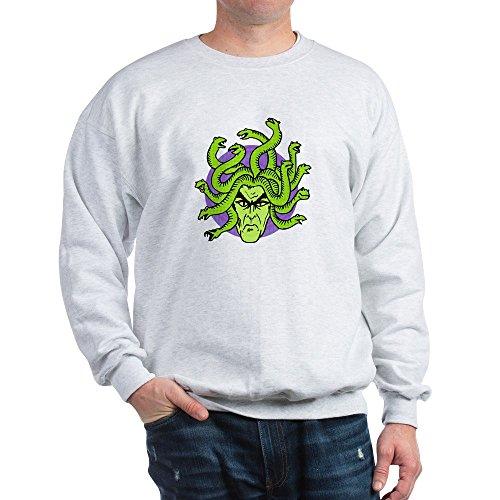 CafePress Gorgon Or Gothic Medusa Sweatshirt Gr. One size, aschgrau