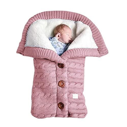 Cosytoes, saco universal para cochecito, saco acolchado de lujo, cochecito, cochecito de bebé, cochecito de bebé, cochecito Uppababy Liner Buggy (rosa)