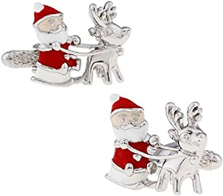 Best christmas tree cufflinks Reviews